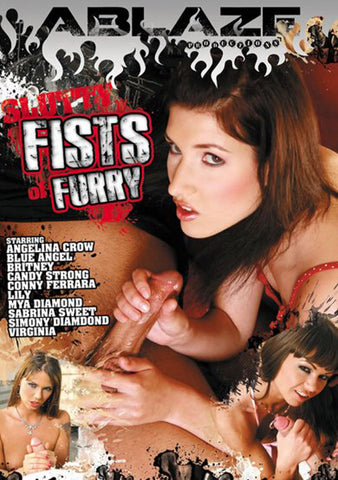 Cheap Slutty Fists Of Furry porn DVD