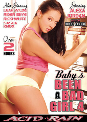 Cheap Baby's Been A Bad Girl 4 porn DVD