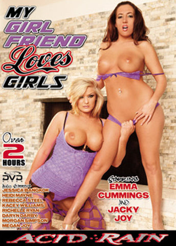 Cheap My Girlfriend Loves Girls 1 porn DVD