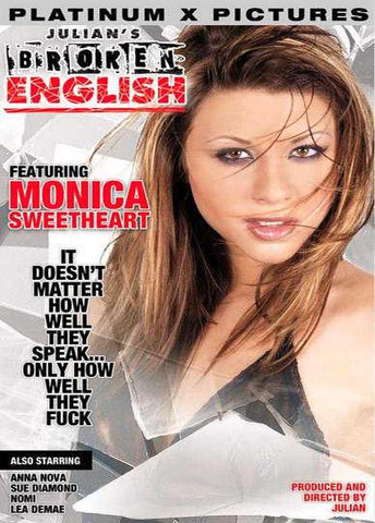 Cheap Broken English porn DVD