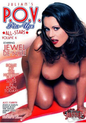 Cheap P.O.V. Pin-Ups 4: All Stars porn DVD
