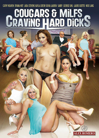 Cougars & MILFs Craving Hard Dicks XXX DVD