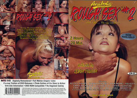 Cheap Rough Sex 2 porn DVD