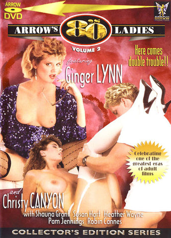 Cheap Arrow's 80's Ladies 2 porn DVD