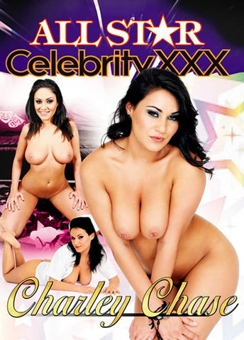 Cheap ALL STAR Celebrity XXX Charley Chase porn DVD