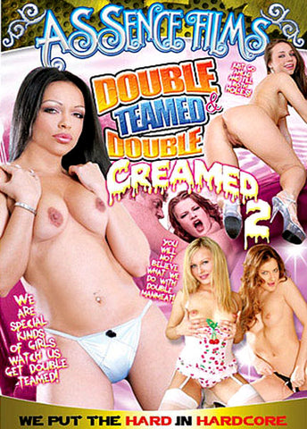 Cheap Double Teamed & Double Creamed 2 porn DVD
