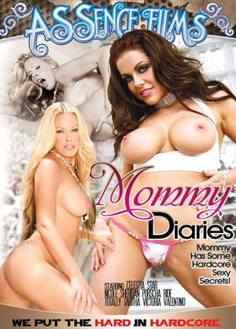 Cheap Mommy Diaries porn DVD