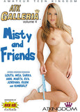 Cheap ATK Galleria Misty and Friends 4 porn DVD