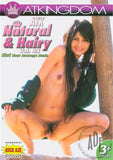 ATK Natural & Hairy 35 Adult Movies DVD