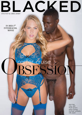 Carter Cruise Obsession XXX Adult DVD