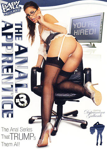 Cheap The Anal Apprentice 3 porn DVD