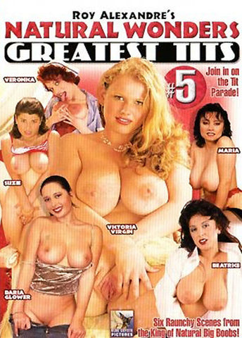 Cheap Natural Wonders Greatest Tits 5 porn DVD