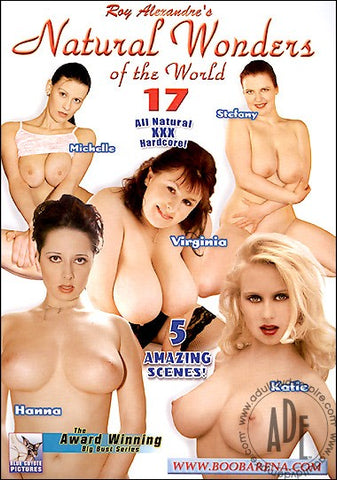 Cheap Natural Wonders Of The World 17 porn DVD