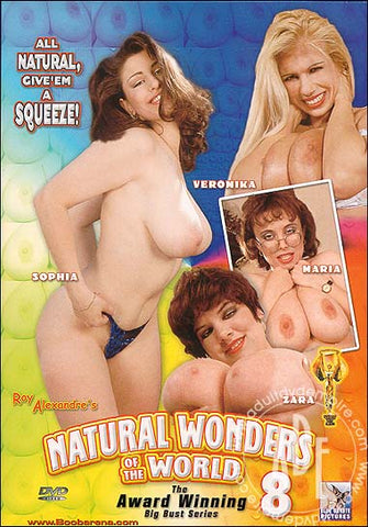 Cheap Natural Wonders Of The World 8 porn DVD