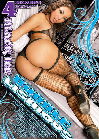Cheap Bubble Lishious 1 porn DVD