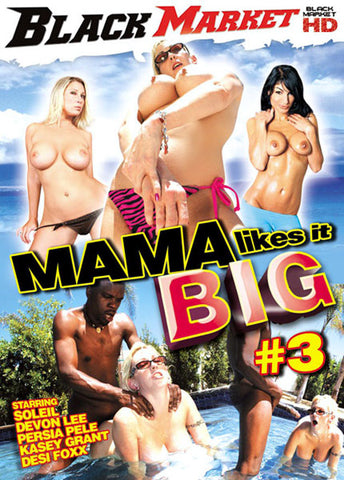 Cheap Mama Likes It Big #3 porn DVD