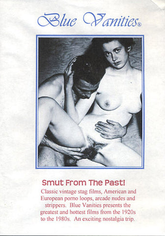 Classic Smut 285: 1940's To 60's XXX Adult DVD