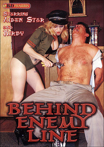 Cheap Behind Enemy Line porn DVD