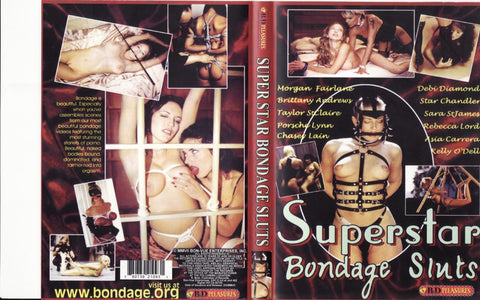 Cheap Superstar Bondage Slut porn DVD