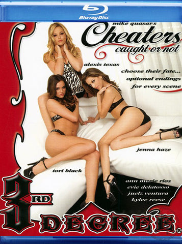 Cheap Cheaters Caught Or Not (Blu-Ray) porn DVD