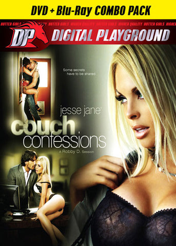Cheap Jesse Jane: Couch Confessions porn DVD