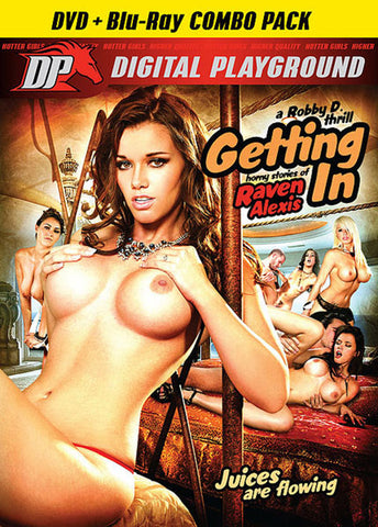 Cheap Raven Alexis: Getting In (Blu-Ray + DVD) porn DVD