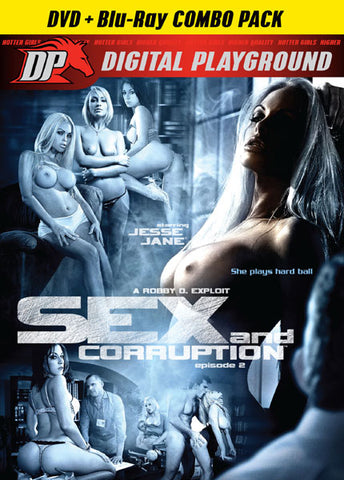 Cheap Sex And Corruption 2 (Blu-Ray + DVD) porn DVD