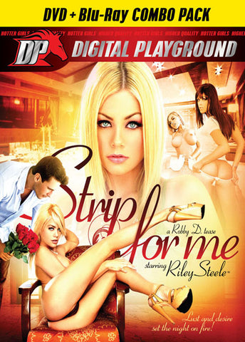 Cheap Strip For Me (Blu-Ray + DVD) porn DVD
