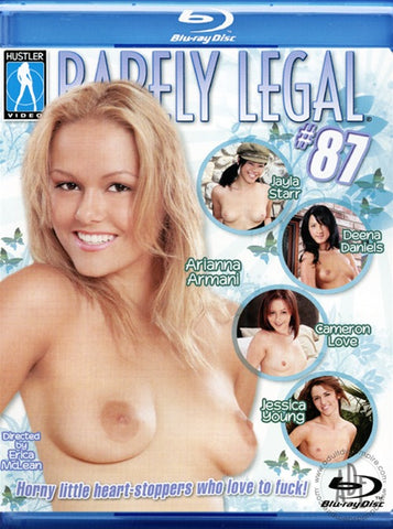 Cheap Barely Legal 87 (Blu-Ray) porn DVD