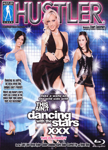 Cheap This Ain't Dancing With The Stars XXX Blu-Ray porn DVD