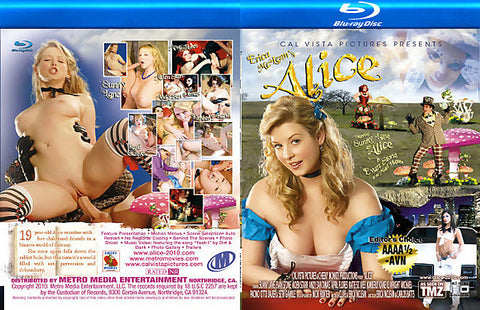 Cheap Erica McLean's Alice (Blu-Ray) porn DVD