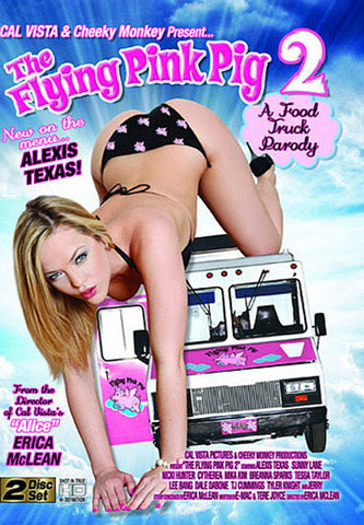 Cheap The Flying Pink Pig 2 (Blu-Ray) porn DVD