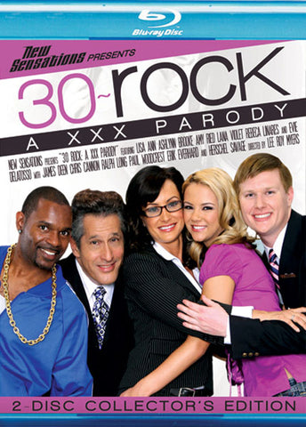 Cheap 30 Rock: A XXX Parody (2 Disc Set) porn DVD