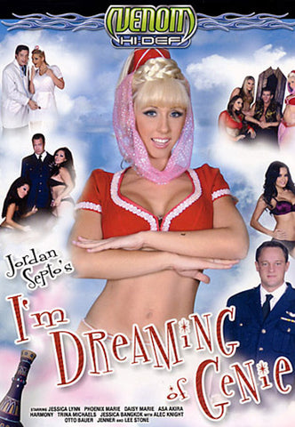 I'm Dreaming Of Genie Adult Sex DVD