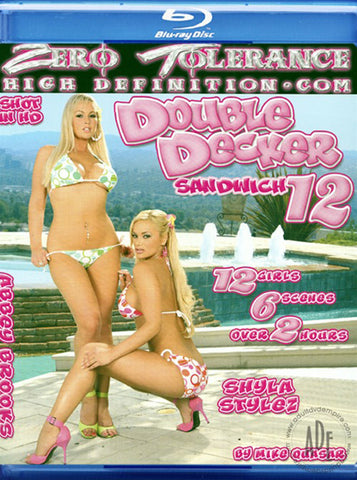 Cheap Double Decker Sandwich 12 (Blu-Ray) porn DVD