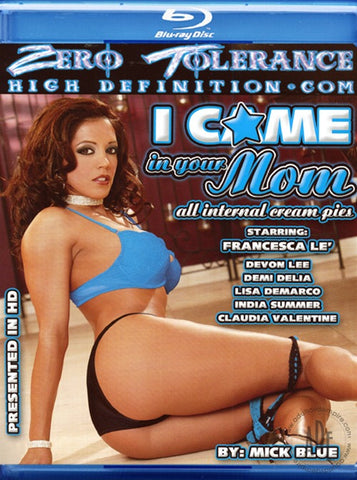 Cheap I Came In Your Mom (Blu-Ray) porn DVD