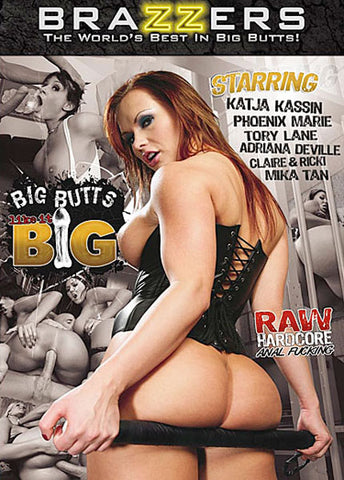 Cheap Big Butts Like It Big porn DVD