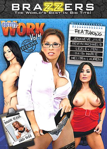 Cheap Big Tits At Work 4 porn DVD