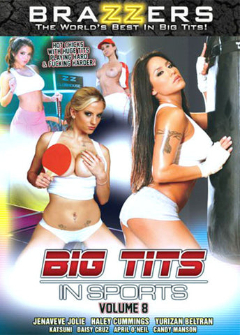 Big Tits In Sports 8 Adult Sex DVD