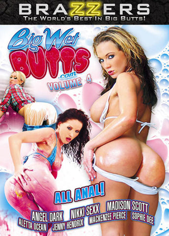 Cheap Big Wet Butts 4 porn DVD