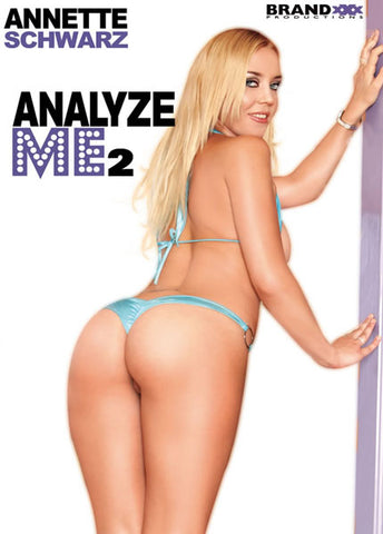 Cheap Analyze Me 2 porn DVD