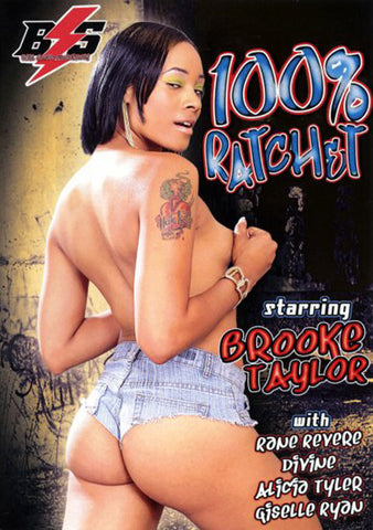 Cheap 100% Ratchet porn DVD
