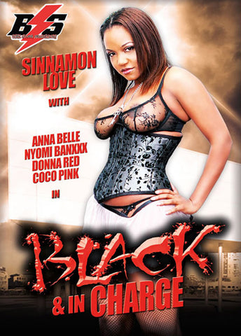 Black & In Charge Adult DVD