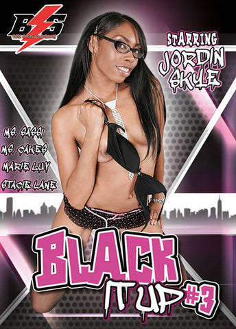 Cheap Black It Up 3 porn DVD