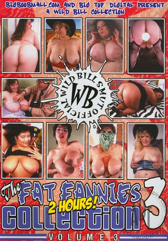 Cheap The Fat Fannies Collection 3 porn DVD