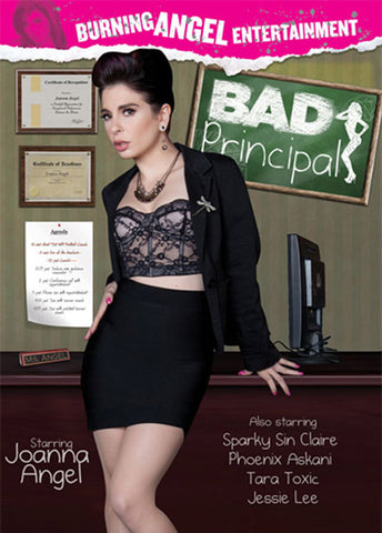 Cheap Bad Principal porn DVD