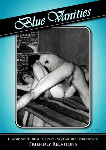 109: 40's to 60's XXX Adult DVD