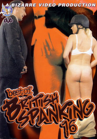 Cheap Best Of British Spanking 16 porn DVD