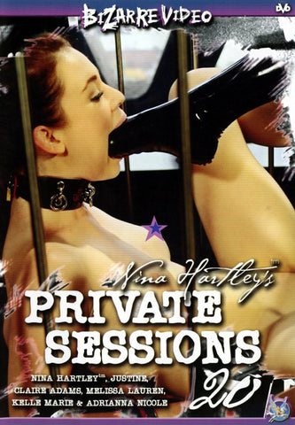 Nina Hartley's Private Session 20 Porn DVD