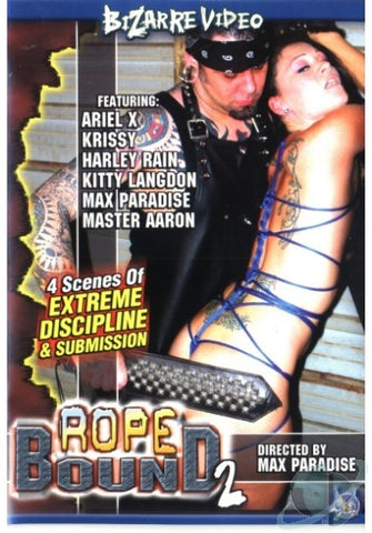 Cheap Rope Bound 2 porn DVD